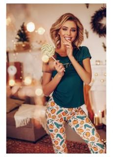 Пижама с футболкой и брюками I am pijama